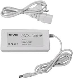 Фото 1/2 03-19, AC/DC LED, 12В,4A,48Вт,IP44 (штекер 5.5х2.5), блок питания для светодиодного освещения