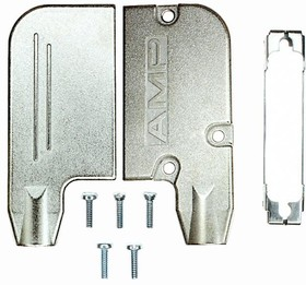 Фото 1/2 5745653-5, CABLE CLAMP KIT, SIZE 3, ZINC ALLOY