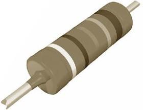 Фото 1/2 MBB02070C1001FRP00, Res Thin Film 1K Ohm 1% 0.6W ±50ppm/°C Conformal Coated AXL Automotive Medical T/R