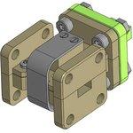 Волноводный ферритовый СВЧ вентиль FDIW-2109