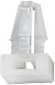 Основание монтажное защелк. Corling для хомутов 4.6мм для метал. пластин Lina 12.5 и 25 Leg 032076