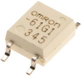 G3VM61G1, MOSFET реле 400мА, 60VAC