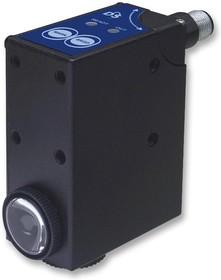 TLU-115, Датчик контраста, красный, зеленый светодиод, серия TLU, 6 до 12мм, 10 до 30В DC, 80мА, PNP