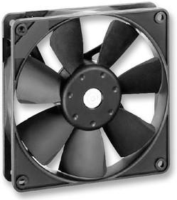 4412FGL, Осевой Вентилятор, серия 4400F, 12 В, DC (Постоянный Ток), 119 мм, 25 мм, 55.3 фут³/мин, 94 м³/ч