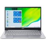 NX.A5UER.006, Ноутбук Acer SF314-59-53N6 Swift 14.0'' FHD(1920x1080) IPS/Intel Core i5-1135G7 2.40GHz Quad/8GB+51