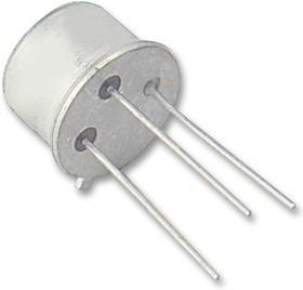 AD580LH, Источник опорного напряжения, высокопрецизионный, последовательный - фиксированный, AD580, 2.5В