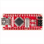 Фото 2/3 Бузина, Программируемый контроллер на базе ATmega328P-AU, CP2102 (Arduino Nano)
