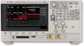 Фото 1/3 DSOX3024T, Цифровой осциллограф 4 канала х 200 МГц (Госреестр)