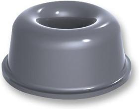 PD.2210G, Резиновая прокладка / ножка, клейкие, упаковка из 48, Клейкий, PU (Полиуретан), 10.1 мм, Круглая