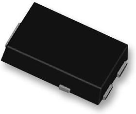 FSV1060V, Выпрямитель Шоттки, 60 В, 10 А, Одиночный, TO-277A, 3 вывод(-ов), 520 мВ