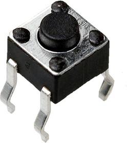 IT-1109-160G-G, кнопка тактовая 4.5х4.5 h=3.8мм