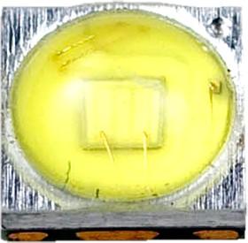 HPL-H44LW1C0, светодиод SMD 4*4 мм, без радиатора, 3 Вт, белый холодный,