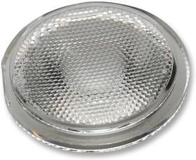 C10685_EVA-MC-M, Линза светодиода, Линза Без Держателя, Средний, Прозрачный, 35 мм, Круглая