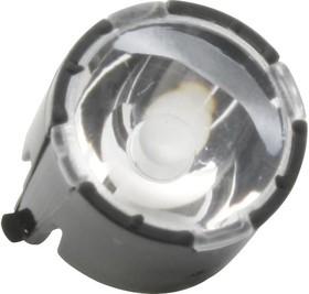 FP11084_LISA2- RS-CLIP16-OSL, Линза светодиода, Прикрепляющаяся, Точечный, 9.9 мм, Круглая, PMMA (Полиметилметакрилат)