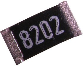 CRCW0603820RFKEAHP, SMD чип резистор, толстопленочный, 820 Ом, 75 В, 0603 [1608 Метрический], 250 мВт, ± 1%, Серия CRCW