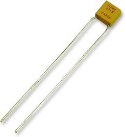 MR051X222KDA, Многослойный керамический конденсатор, 2200 пФ, 100 В, Серия Ceralam MR, ± 10%, Радиальные Выводы