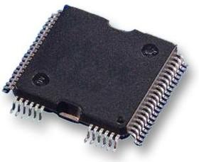 ATSAMG55J19A-AU, Микроконтроллер 32 бита, серия SAM G51, ARM Cortex-M4, 120 МГц, 512 КБ, 160 КБ, 64 вывод(-ов), LQFP