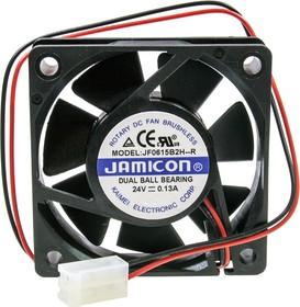 JF0615B2H-R, вентилятор 24В 60х60х15мм подшипник качения