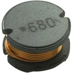 Фото 4/4 SDR1006-680KL, 68 мкГн, Индуктивность SMD