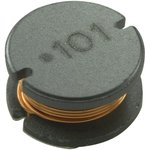 Фото 4/4 SDR1006-101KL, 100 мкГн, Индуктивность SMD