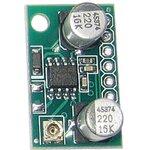 SAS0022-20, Миниатюрный одноканальный усилитель НЧ 0.6Вт ...