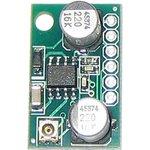 SAS0022-200, Миниатюрный одноканальный усилитель НЧ 0.6Вт, усиление 200