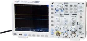 XDS3102A + VGA, осциллограф цифровой 2кан 100МГц 1Гв/с 12bit c VGA 75000 wfms/s