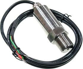 """PT1000-100-B-V-0.5N2L1G, датч давления 100Bar 5В 1/2""""NPT кабель"""