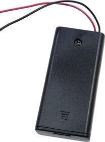BH-638, батарейный отсек АА 2х1 закрытый
