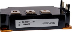 PM450DV1A120, IGBT модуль 1200В 450A (В1 серия)