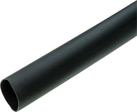 TYT K - 24.00/8.00 мм черная, термоусадочная трубка с клееевым слоем (1м)