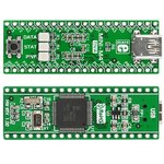 Фото 5/5 MIKROE-1595, MINI-M4 for Tiva C Series, Миниатюрная отладочная плата ARM Cortex-M4 на базе TM4C123GH6PM