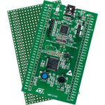 STM32F0DISCOVERY, Отладочная плата на базе MCU STM32F051R8T6 (ARM Cortex-M0), ST-LINK/V2