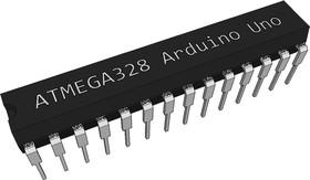 ATmega328P-PU with bootloader Arduino Uno, Микроконтроллер с предустановленным загрузчиком Arduino Uno
