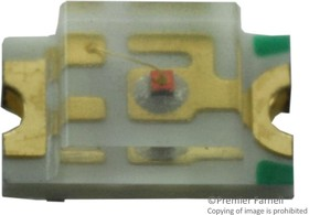 Фото 1/5 598-8120-107F, LED Uni-Color Red Orange 2-Pin Chip 0805(2012Metric) T/R