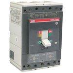Выключатель автоматический 3п T5N 400 PR221DS-LS/I In=400 3p F F ABB 1SDA054317R1