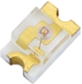 TO-2013BC-MYF, Светодиод желтый SMD 2013, 247мКд, 120°, 592нМ (High Bright Yellow)