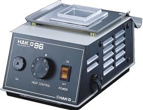 Hakko 96-1, Ванна для лужения с регулировкой температуры (70x70)