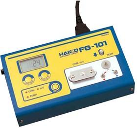 FG101, Тестер для паяльников, Калибровочный термометр 0-700 °С