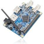 Фото 4/4 Orange Pi Lite, Одноплатный компьютер, H3 Quad-core Cortex-A7, 512MB DDR3, Wi-Fi, с кабелем питания