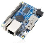 Orange Pi One, Одноплатный компьютер, H3 Quad-core Cortex-A7, 512MB DDR3, LAN ...