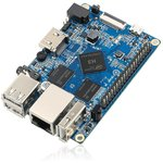 Orange Pi PC, Одноплатный компьютер, H3 Quad-core Cortex-A7, 1GB DDR3, LAN ...