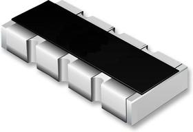 CAY16-1001F4LF, Фиксированный резистор цепи, 1 кОм, 50 В, 4 элемент(-ов), Изолированный, 1206 [3216 Метрический]
