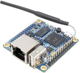 Фото 1/4 Orange Pi Zero, Одноплатный компьютер, H2 Quad-core Cortex-A7, 512MB DDR3, LAN, Wi-Fi, USB