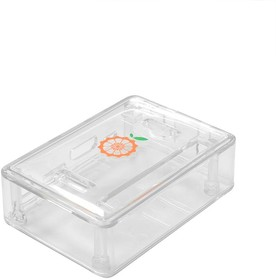 Orange Pi Lite Case [Clear], Корпус для одноплатного компьютера Orange Pi Lite (прозрачный)