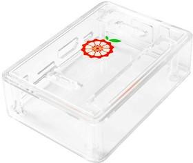 Orange Pi One Case [Clear], Корпус для одноплатного компьютера Orange Pi One (прозрачный)