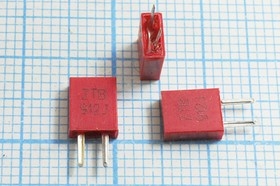 Керамические резонаторы 912кГц с двумя выводами, пкер 912 \C05x2x06P2\\5000\3000/ -25~85C\ZTB912J\2P