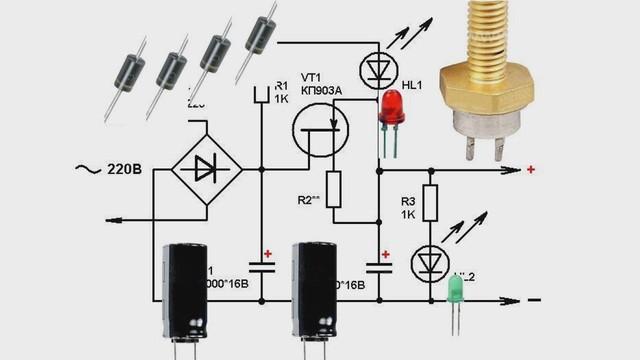 Как защитить транзистор от кз