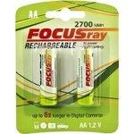 FOCUSray 2700 mAH AA 2/24/288 аккумулятор (625846)