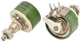 ППБ-15Е, 15 Вт, 33 Ом, 5-10%, Резистор переменный